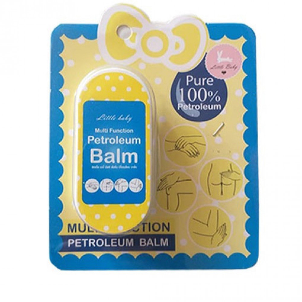 Multi Function Petroleum Balm by Little Baby