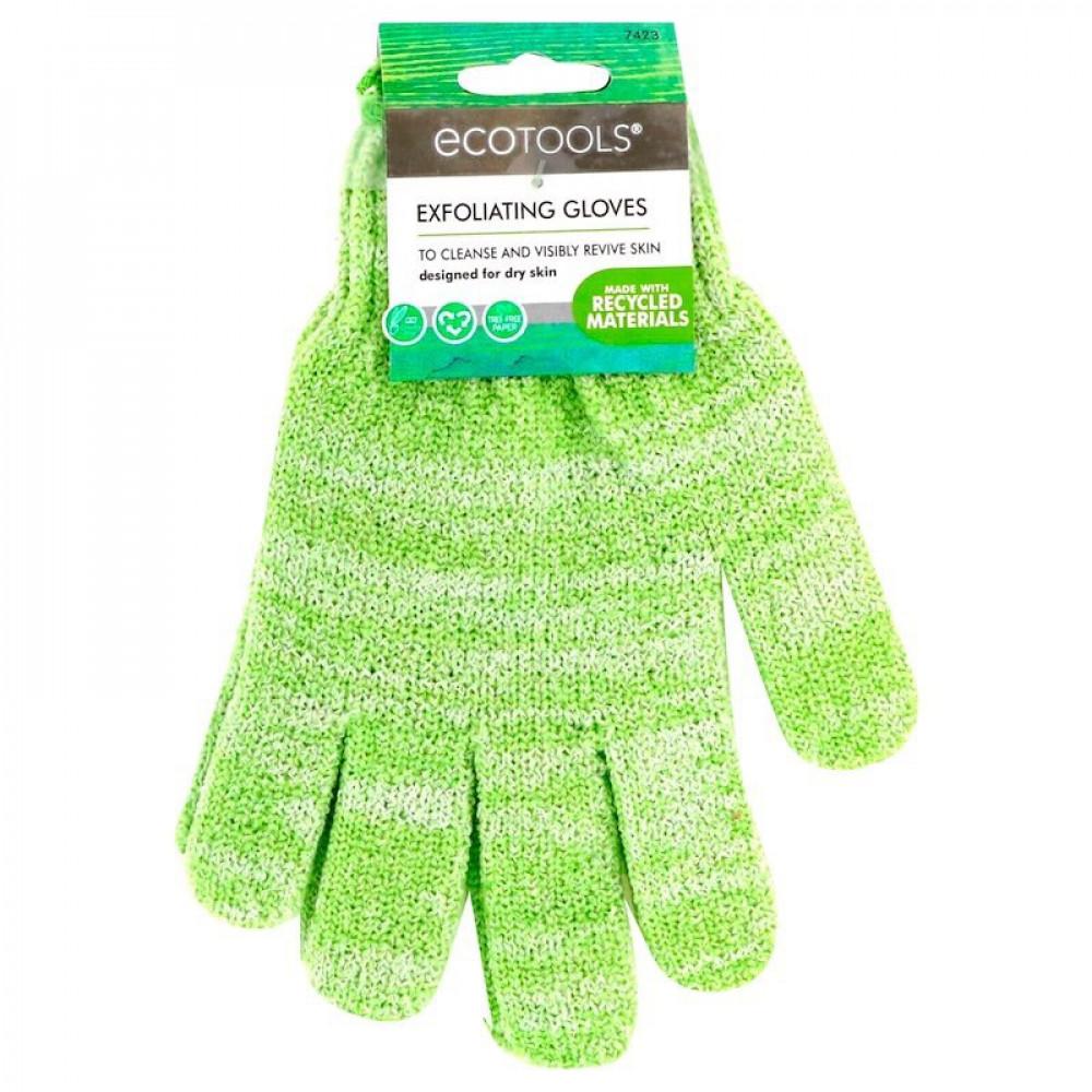 قفاز ايكوتولز للاستحمام  أخضر EcoTools bath and shower gloves