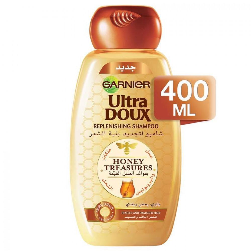 شامبو الترا دو بفوائد العسل القيمة 400 مل