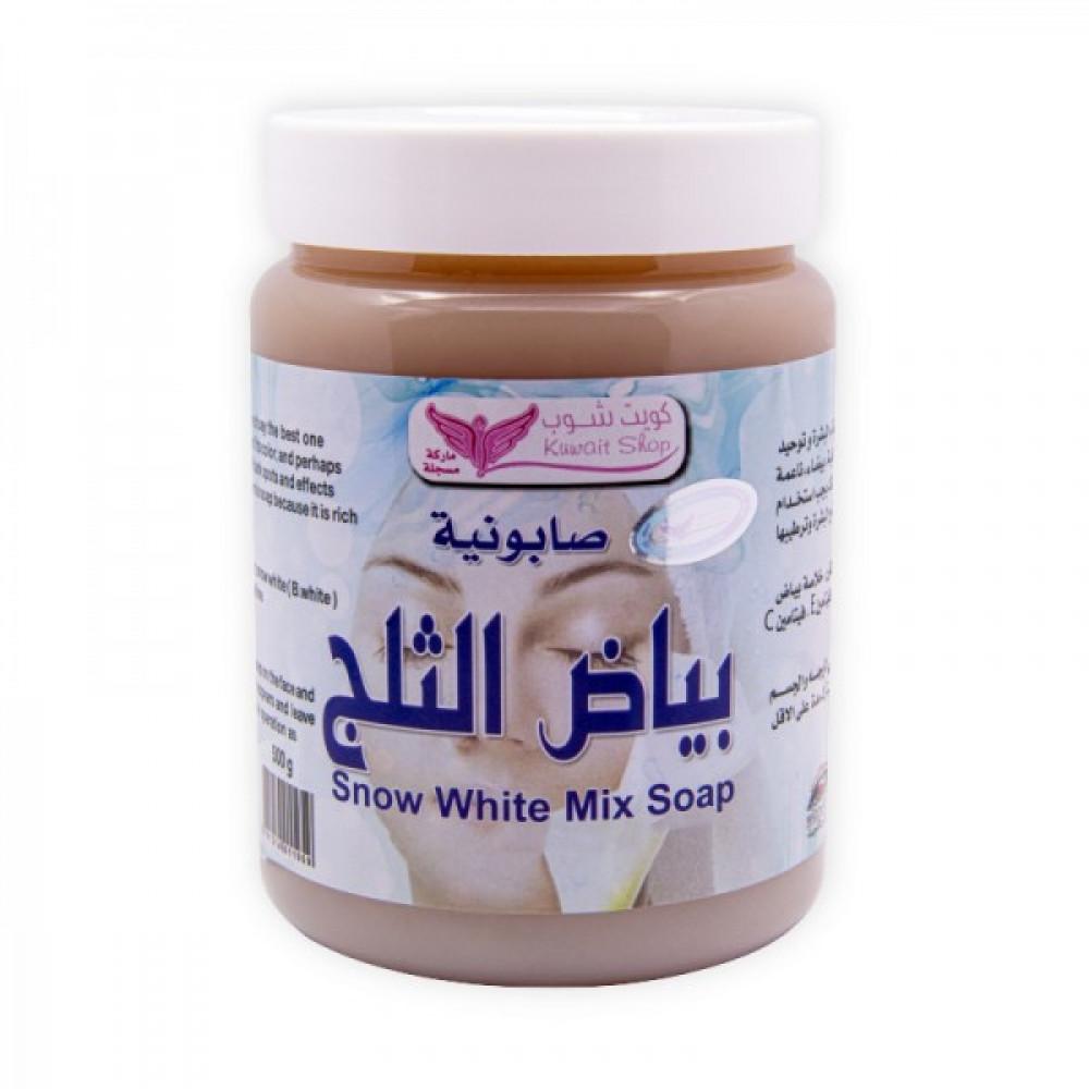 صابونية بياض الثلج كويت شوب - 500 جرام