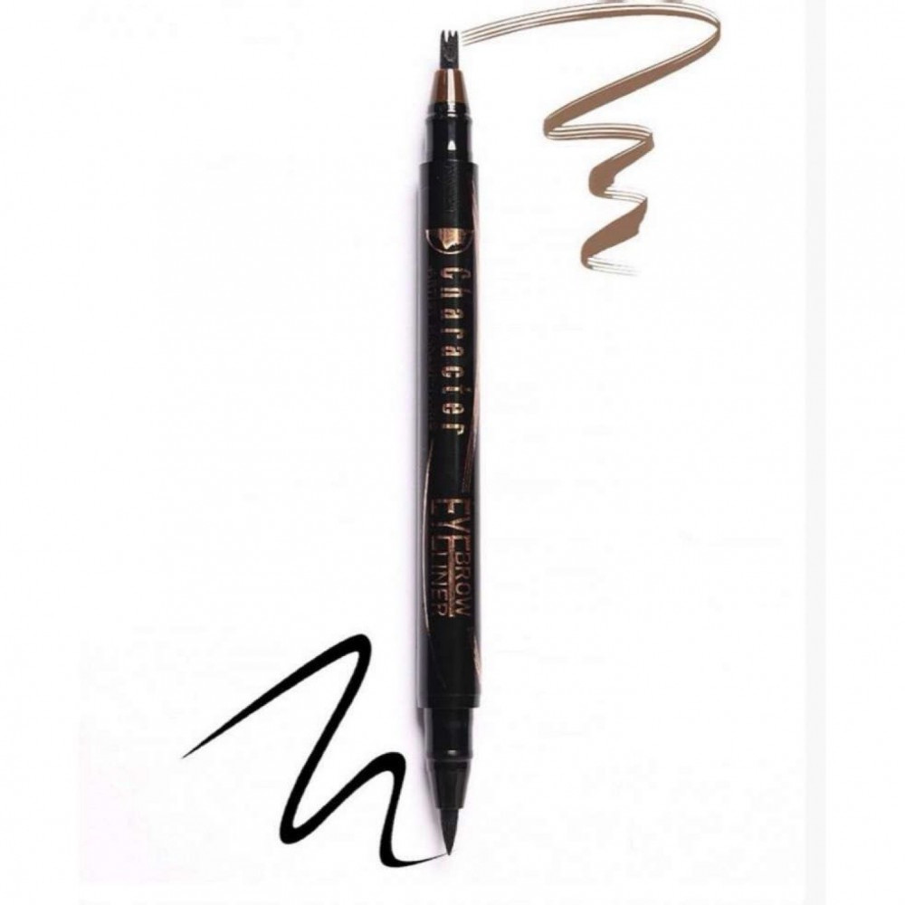 قلم حواجب و ايلاينر من كاركتر ENE003
