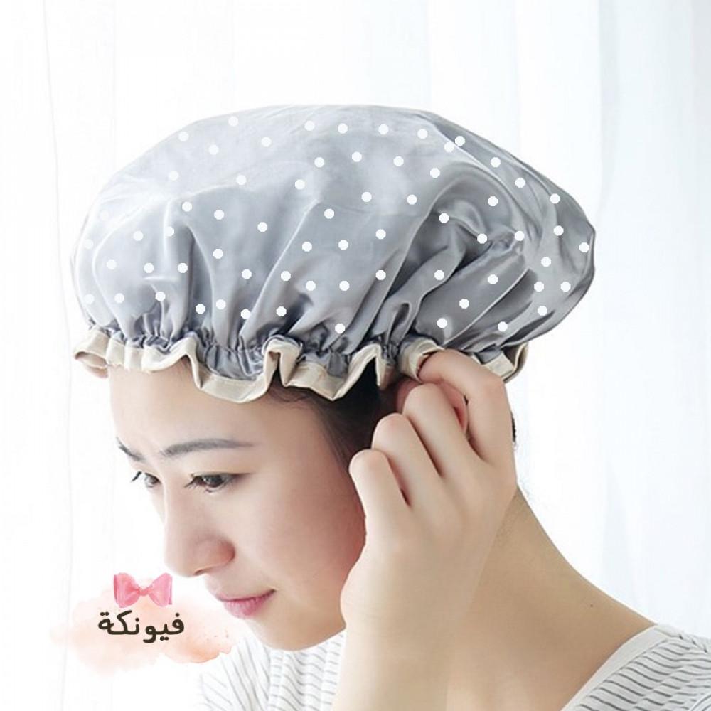 قبعة استحمام ضد الماء