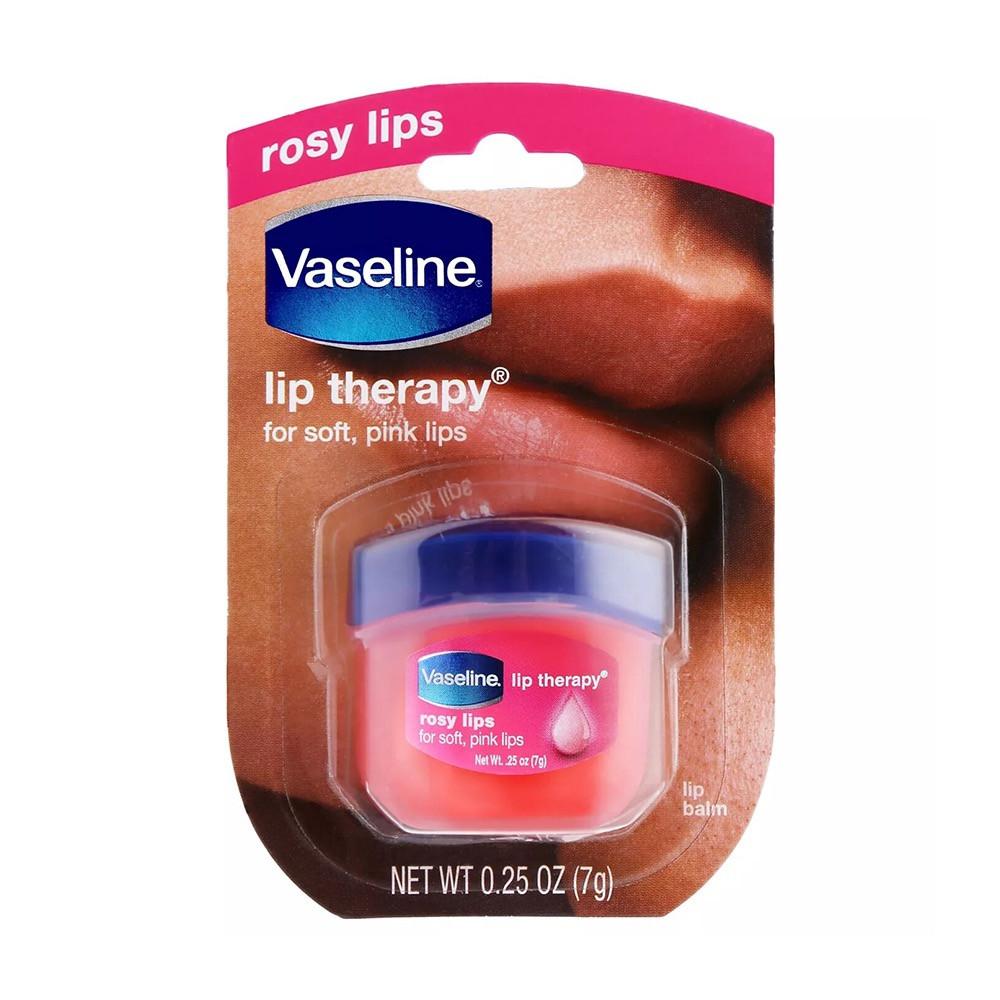 Vaseline Lip Therapy Rosy Min