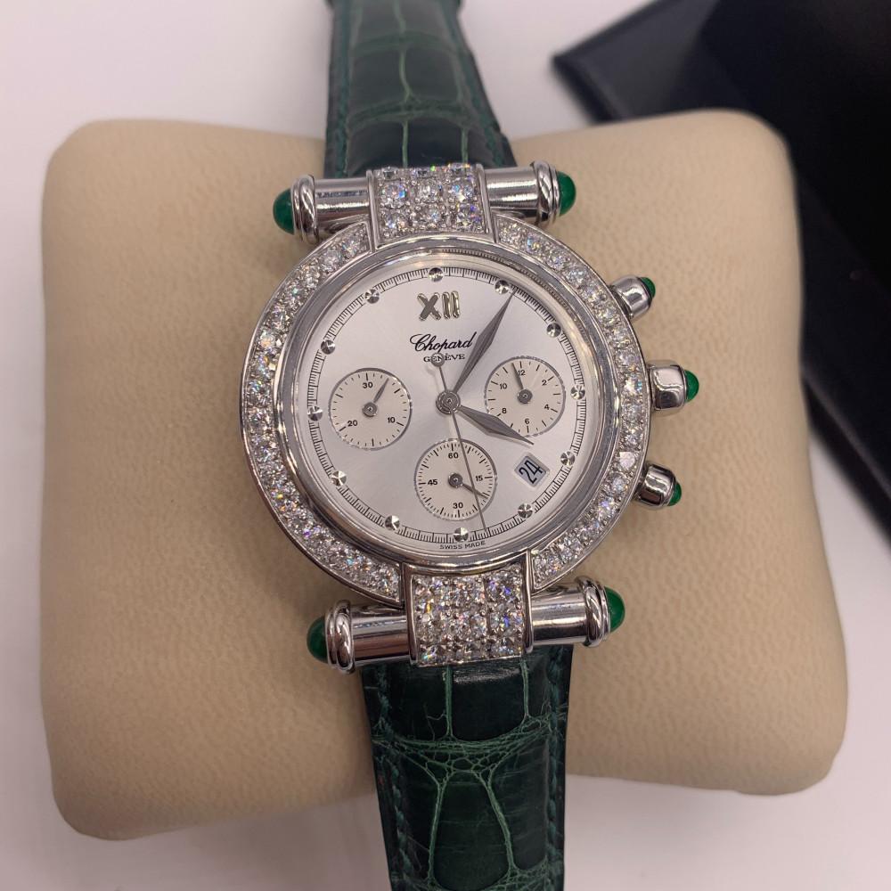 ساعة شوبارد امبريال الأصلية الثمينة جديدة تماما