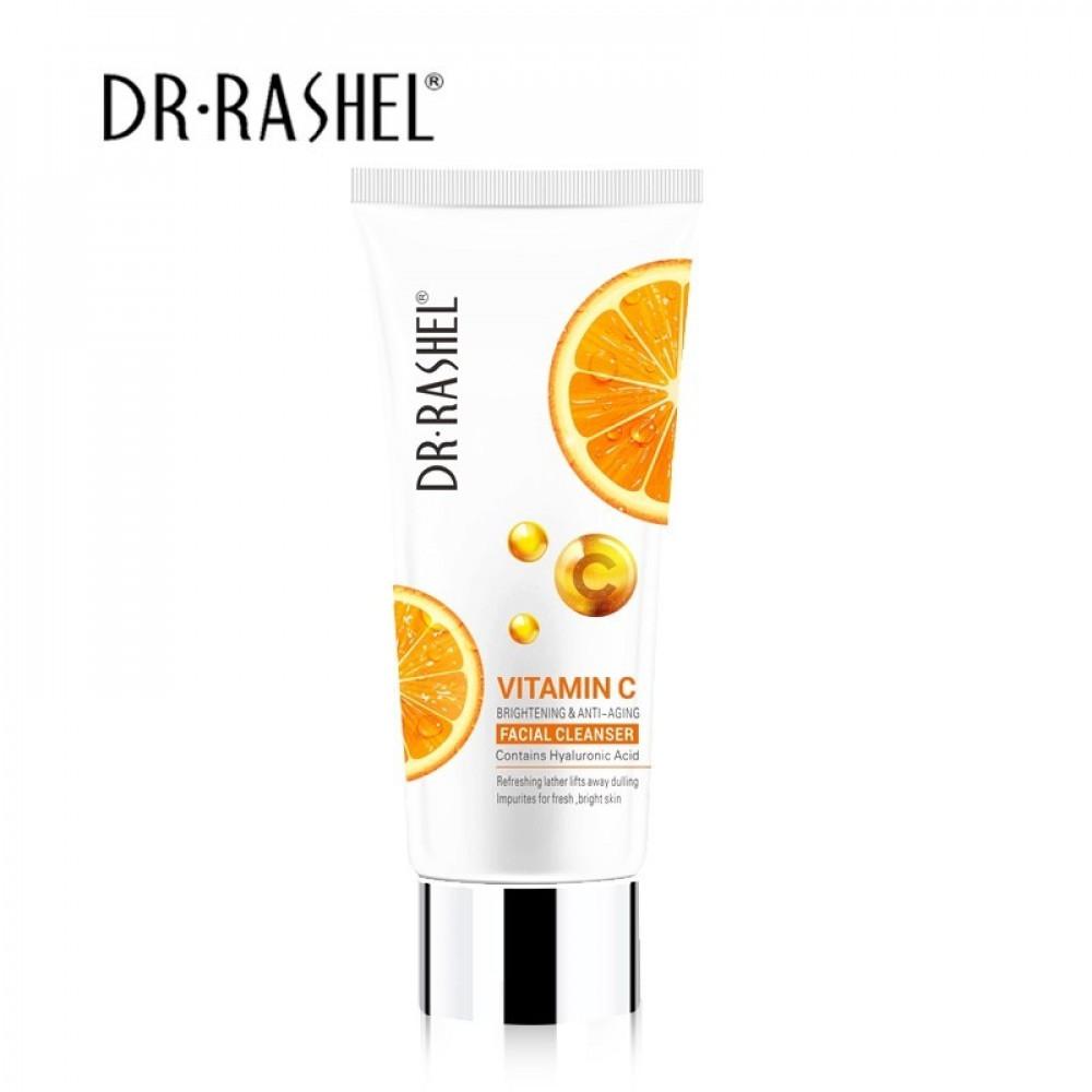 منظف الوجه بفيتامين C للتفتيح من د  راشيل