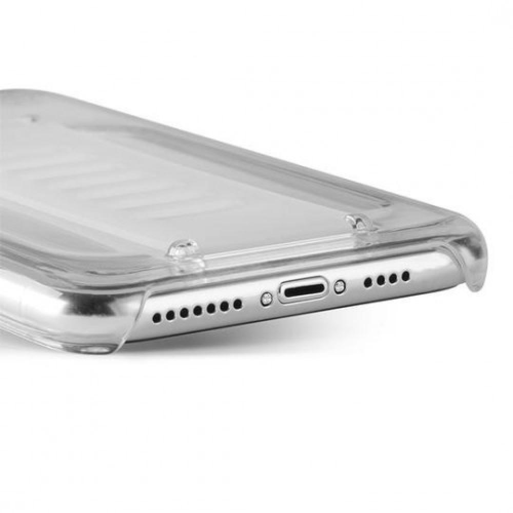 كفر جوال أبيض شفاف grip2u -iPhone 11 PRO MAX SLIM