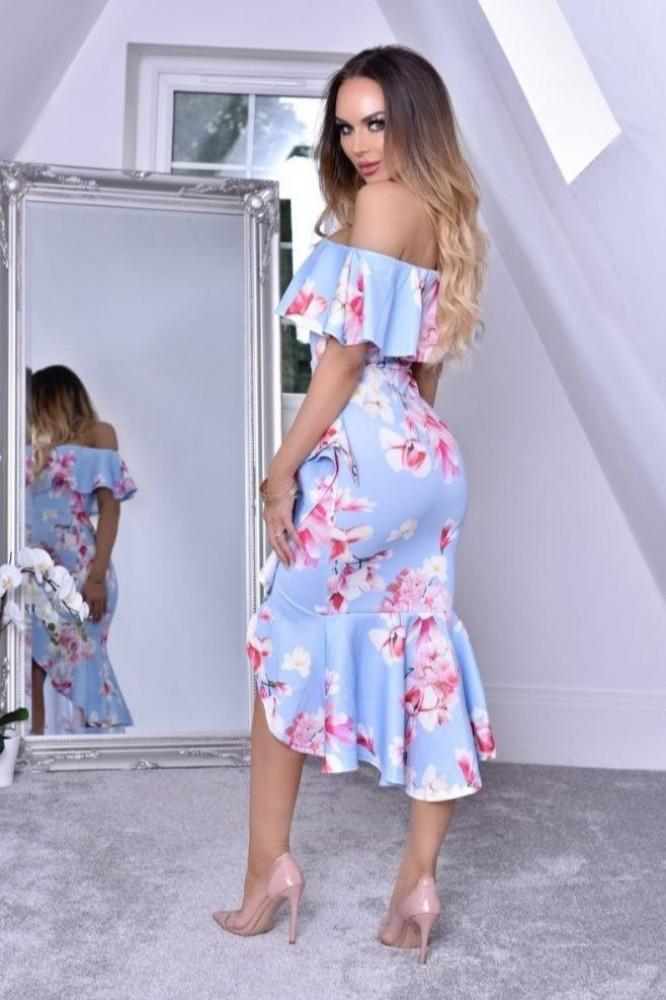 فستان اوف شولدر