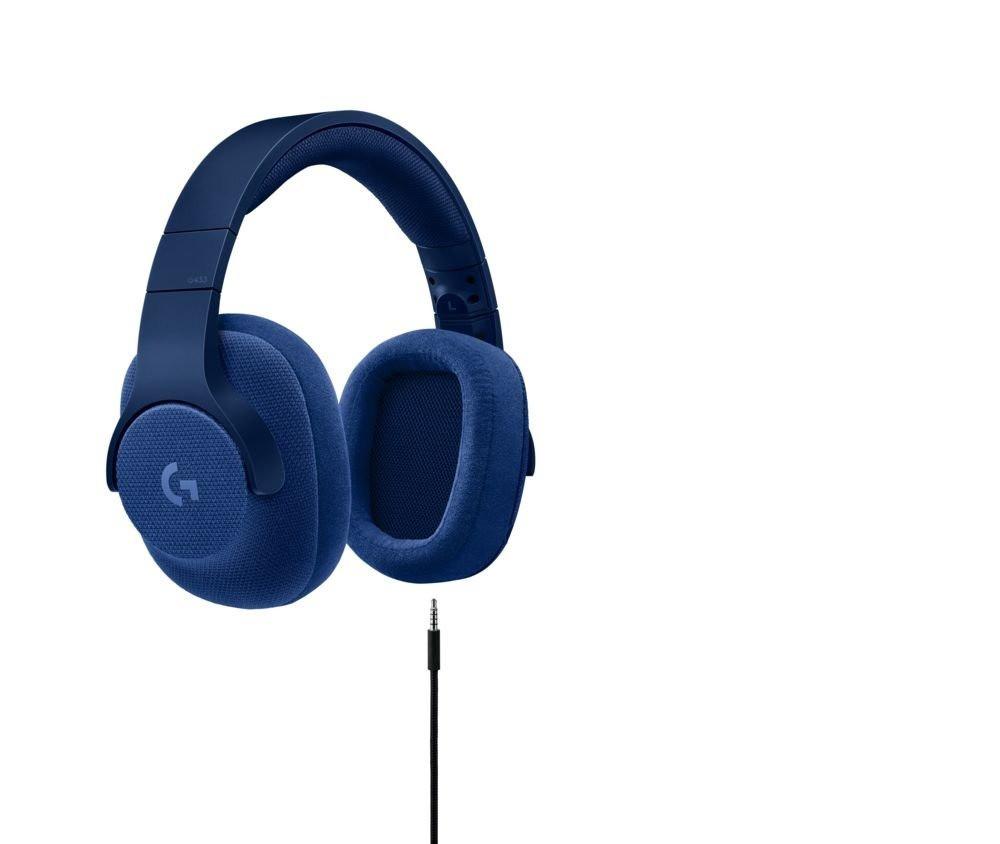 Logitech G433 7 1 Royal Blue