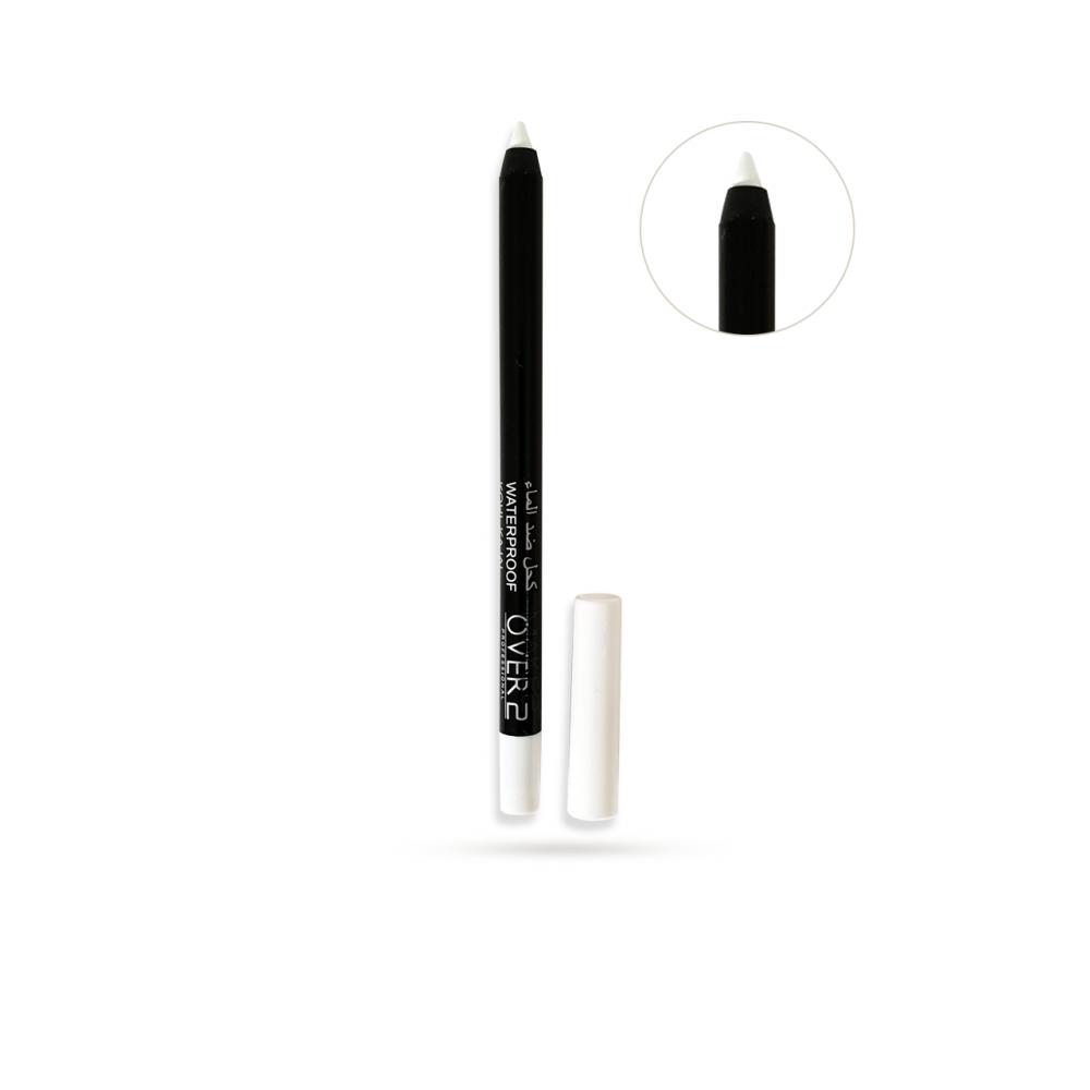 قلم كحل أبيض M403 ضد الماء - ميك اوفر 22