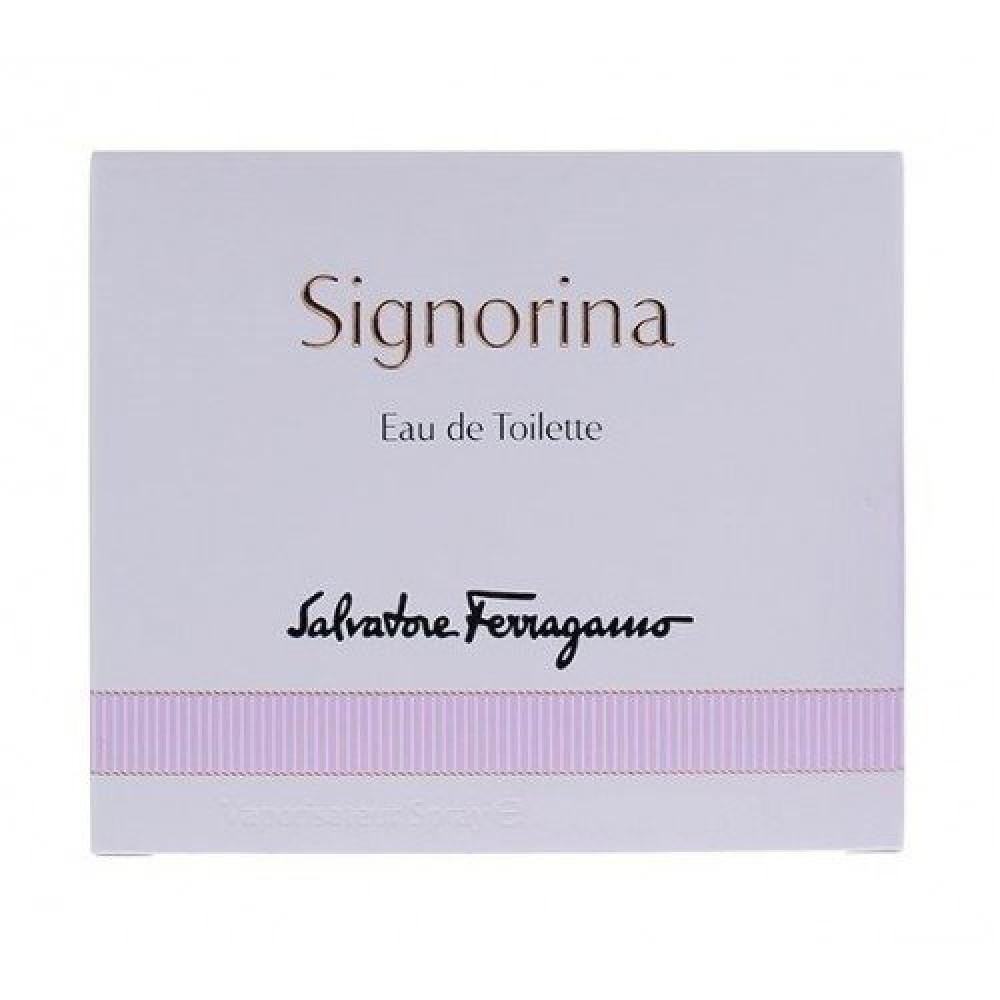 Salvatore Ferragamo Signorina Eua de Toilette متجر الخبير شوب