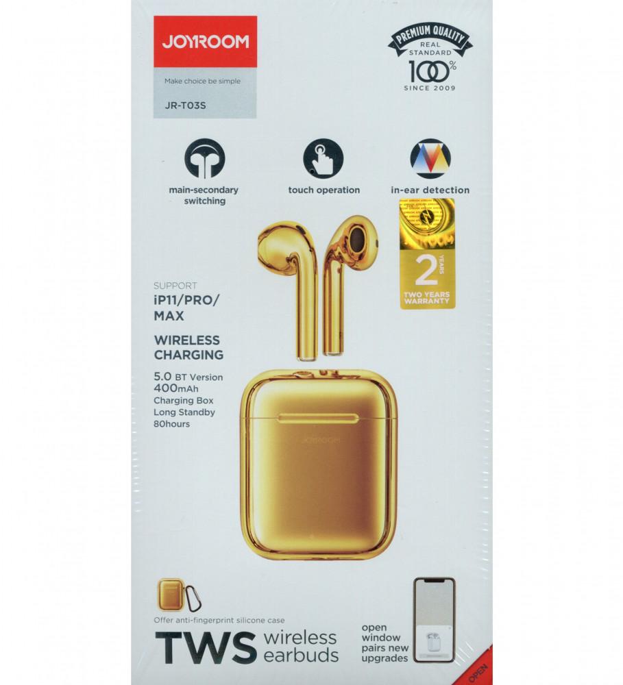 سماعة جيروم الاصدار الذهبي-T03S