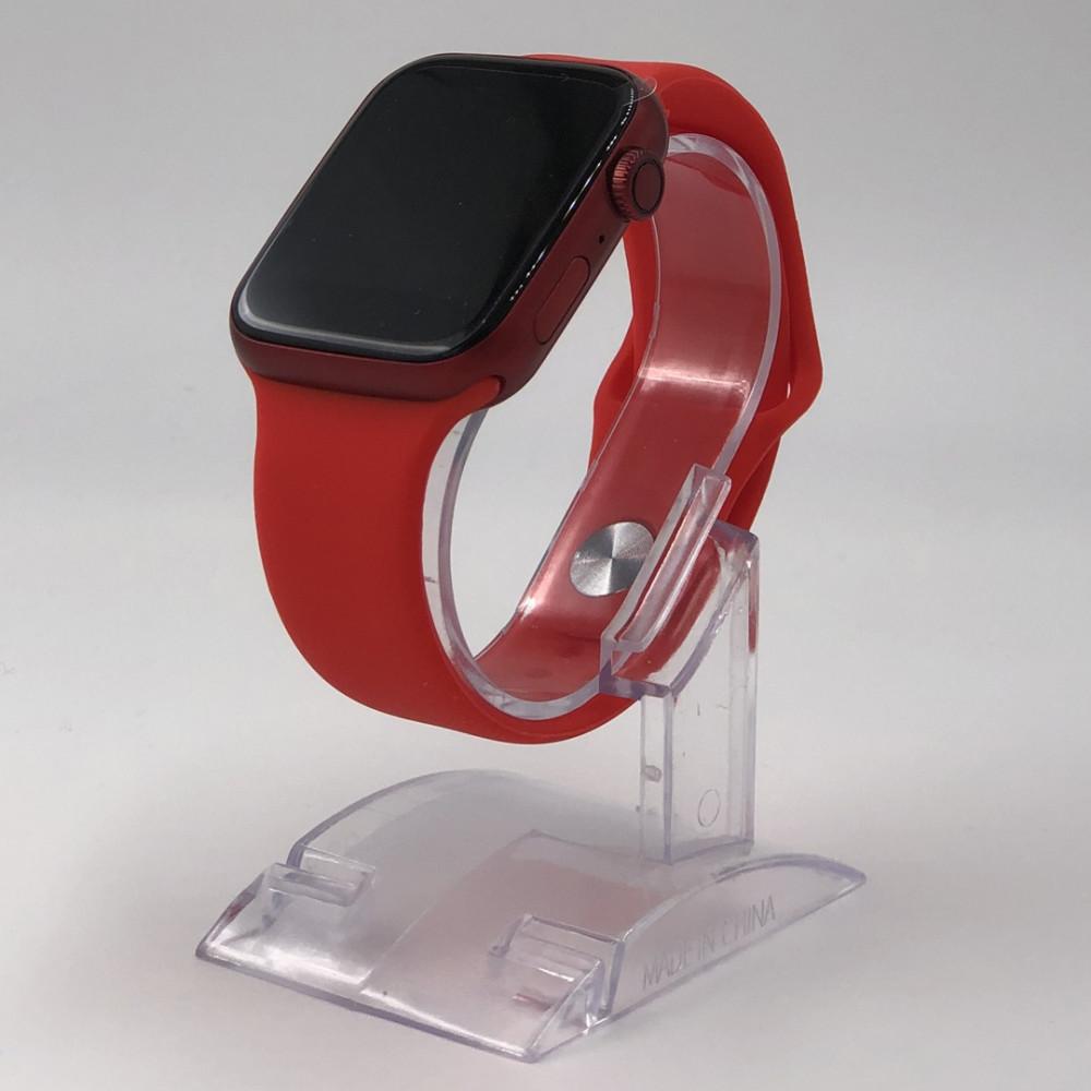 ساعات شبيهة ابل الجيل السادس-SmartWatch-أحمر