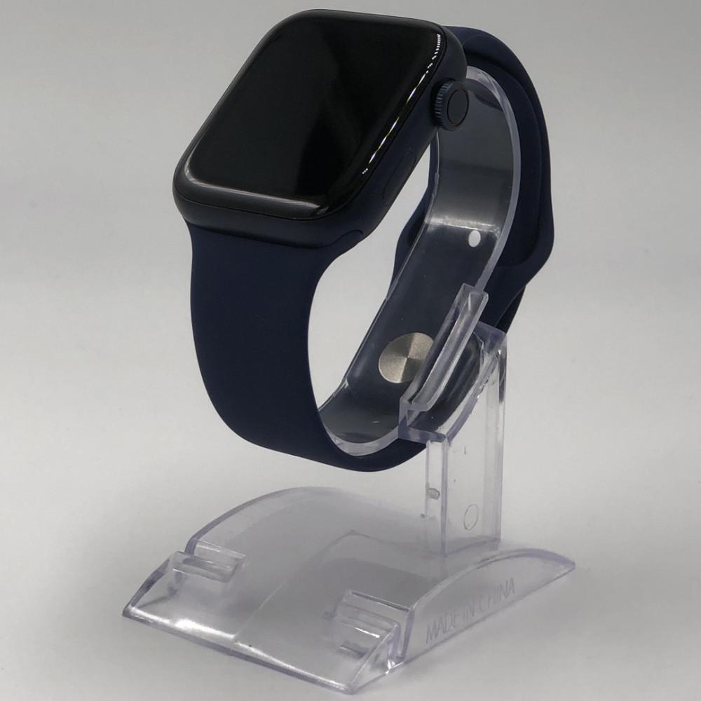 ساعة شبيهة بساعة ابل-HW16-أزرق