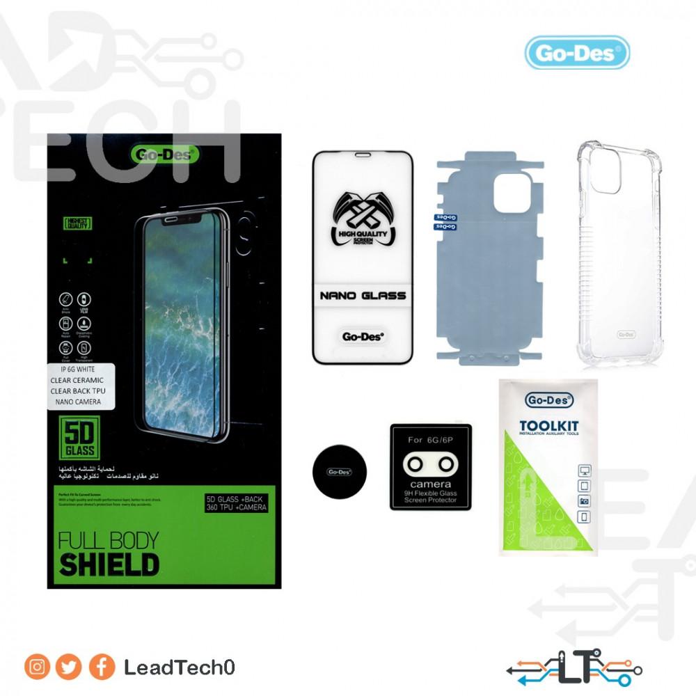 شاشة حماية ايفون 6-حماية كاميرا ايفون