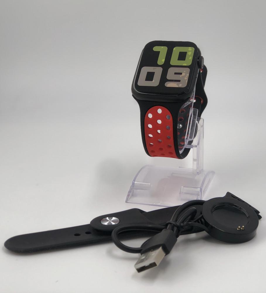 شبيهة ساعة ابل-T5S-HiWatch-أحمر