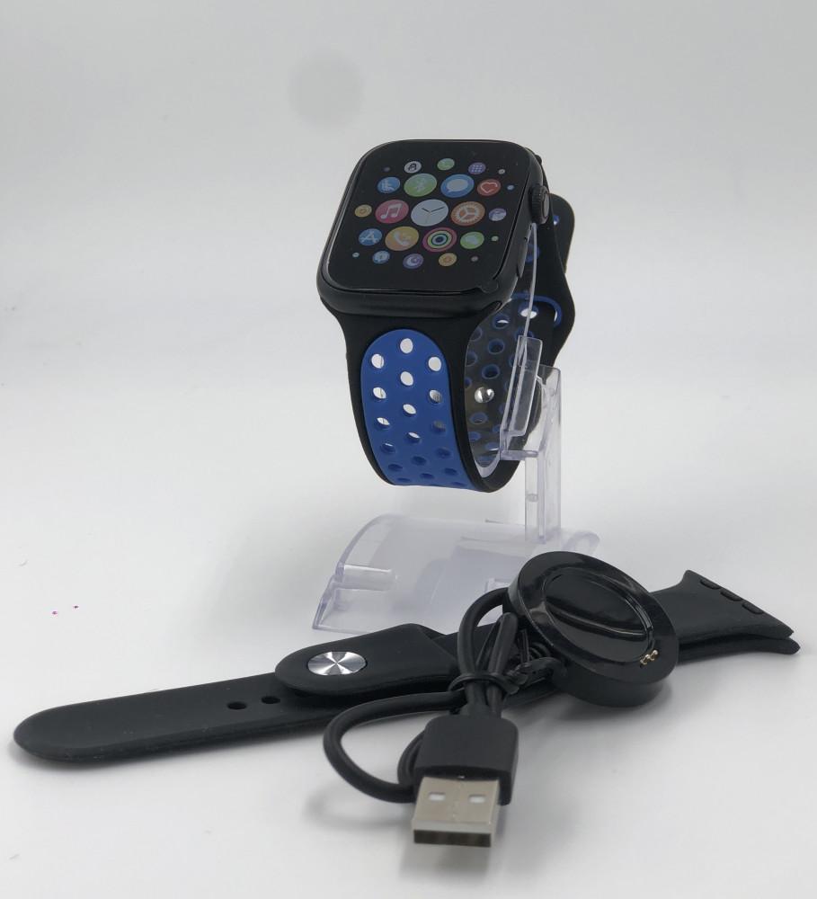 شبيهة ساعة ابل-T5S-HiWatch-أزرق