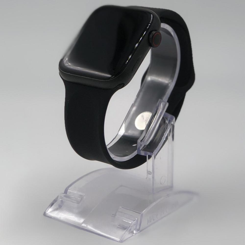 ساعة شبيهة بساعة ابل-HW16-أسود