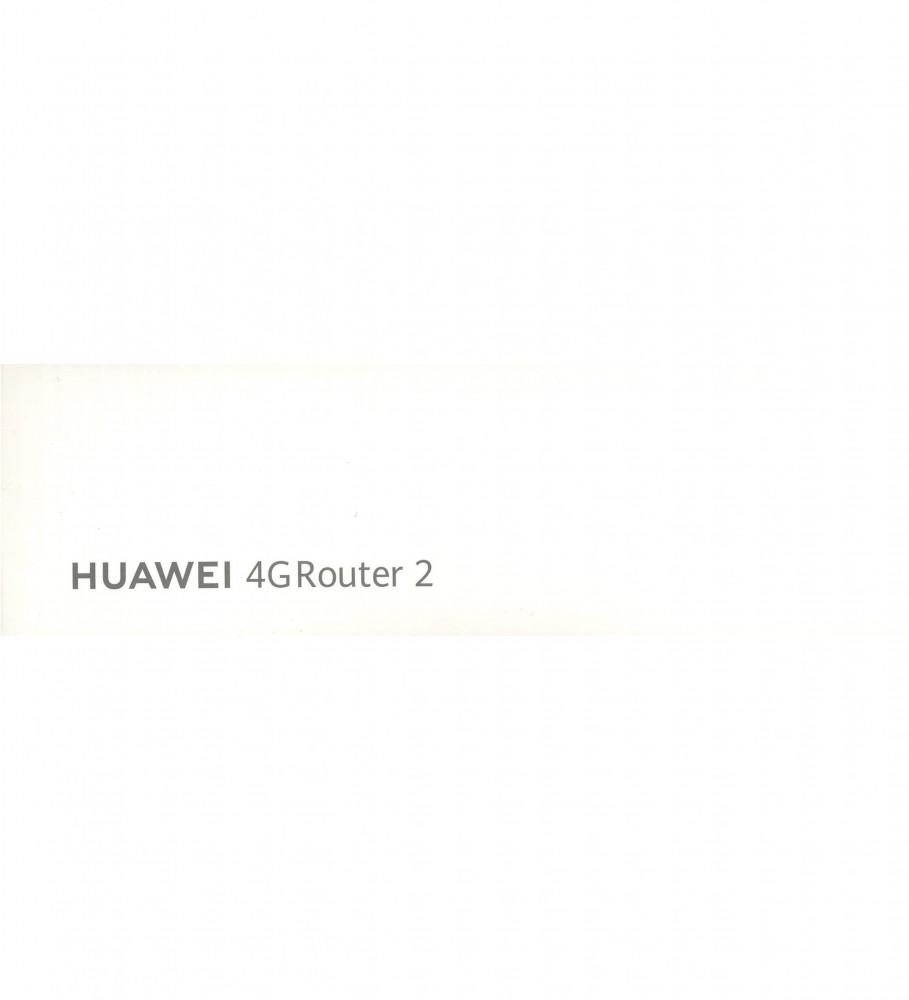 راوتر هواوي 4G سهل الاستخدام - HUAWEI-غلاف جانبي
