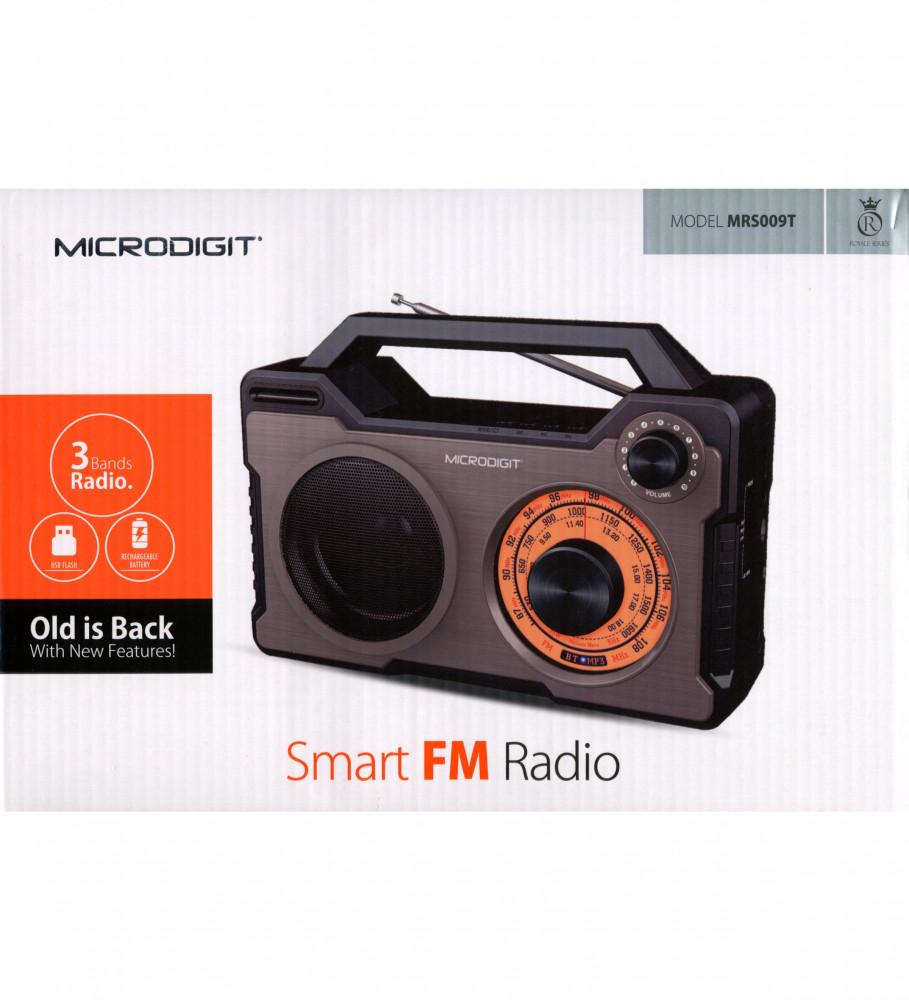 راديو منزلي-Microdigit