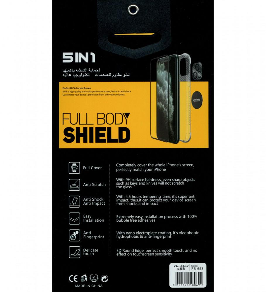 شاشة حماية نانو للايفون 11PRO Max-حماية لشاشة الجوال