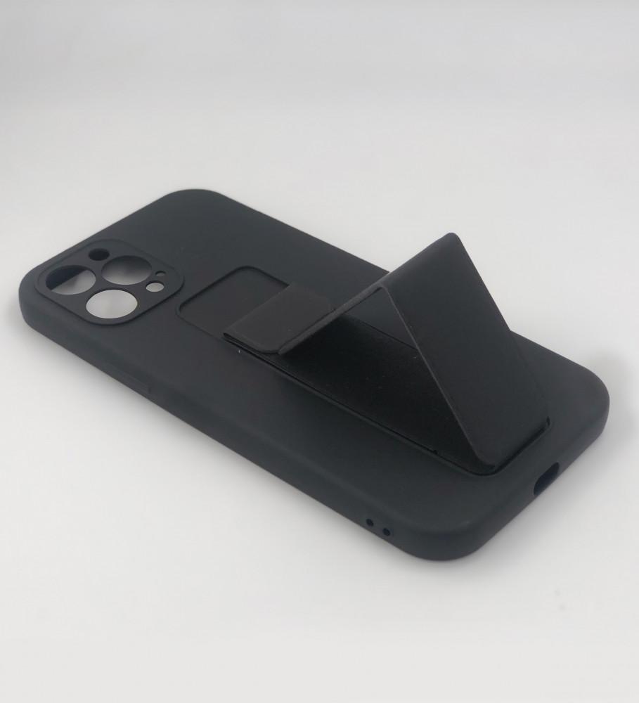 جراب ايفون 12 برو ماكس-جراب ايفون برو ماكس-أسود