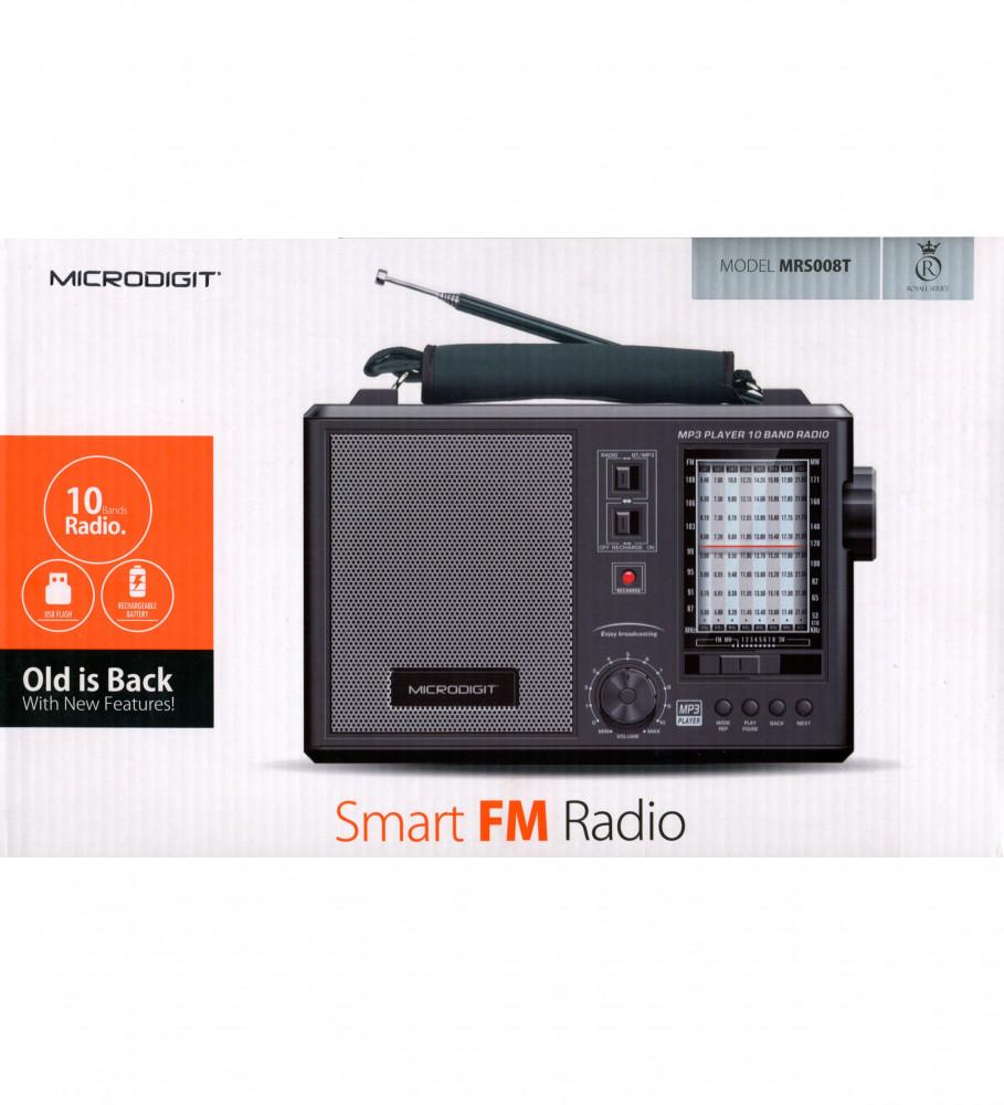 افضل راديو صافي-MRS008T