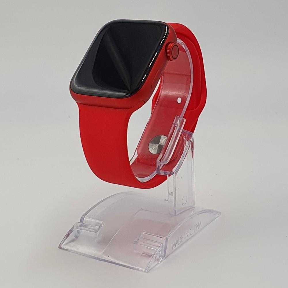 ساعة شبيهة بساعة ابل-HW16-أحمر