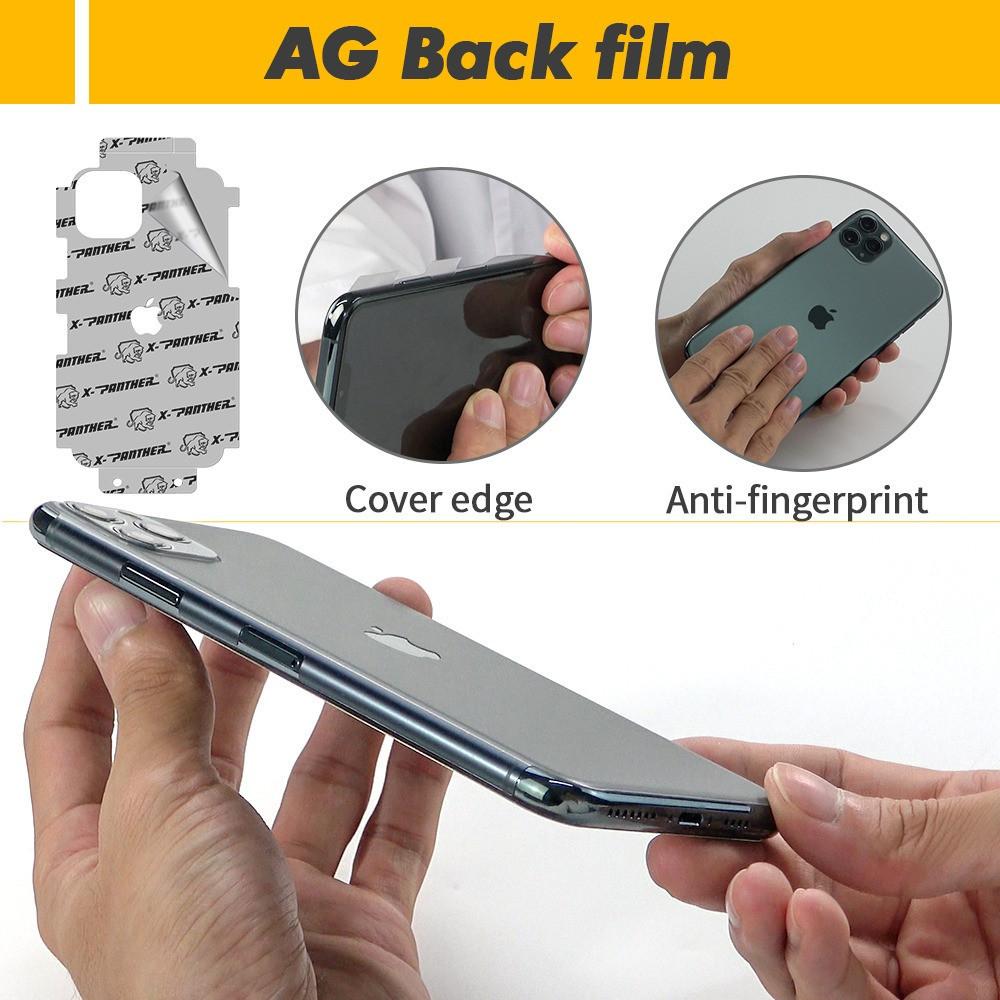 شاشة حماية لعدسة كاميرا هاتف ايفون 12 برو ماكس  XPANTHER VIP اكسبانثر