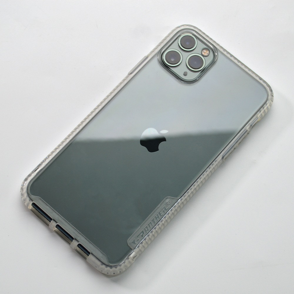 XPANTHER VIP Flexible  pure clear case anti shock and luxury design
