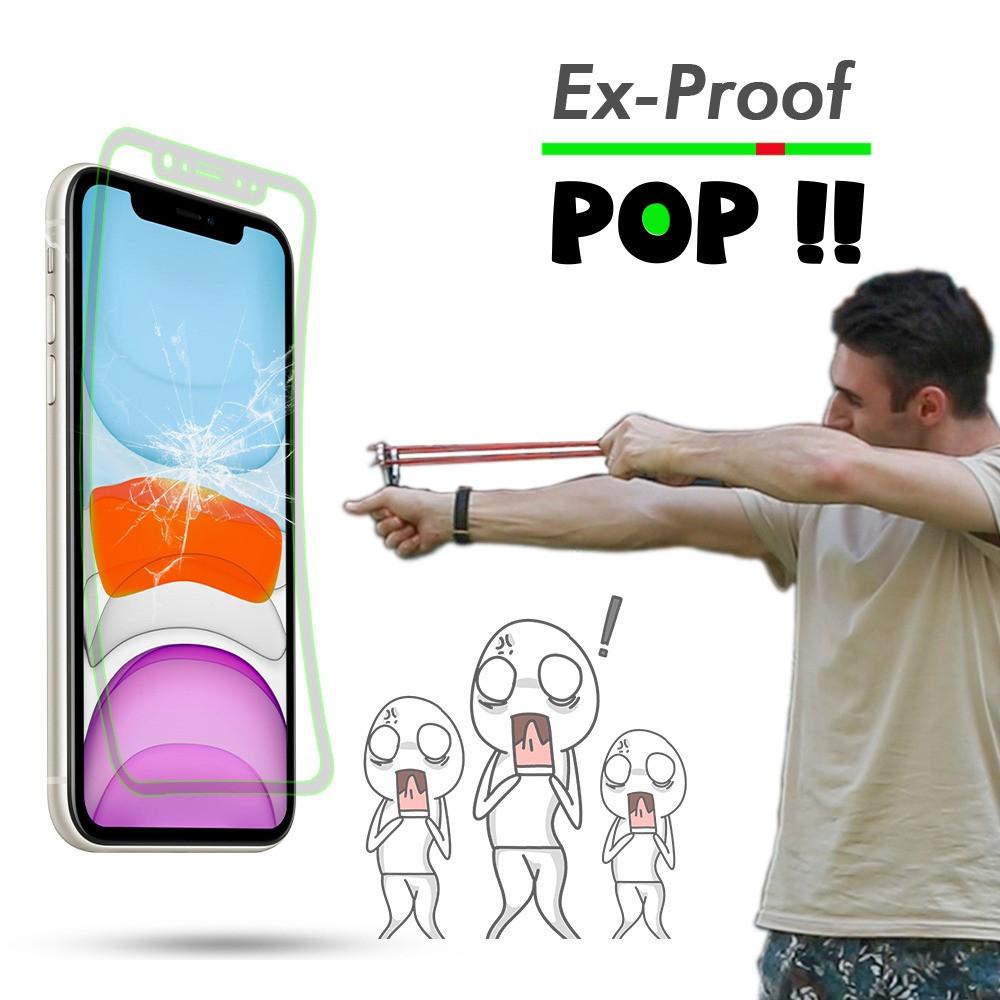 نصائح للحفاظ على شاشة هاتف آيفون 12 - بكج حماية اكسبانثر