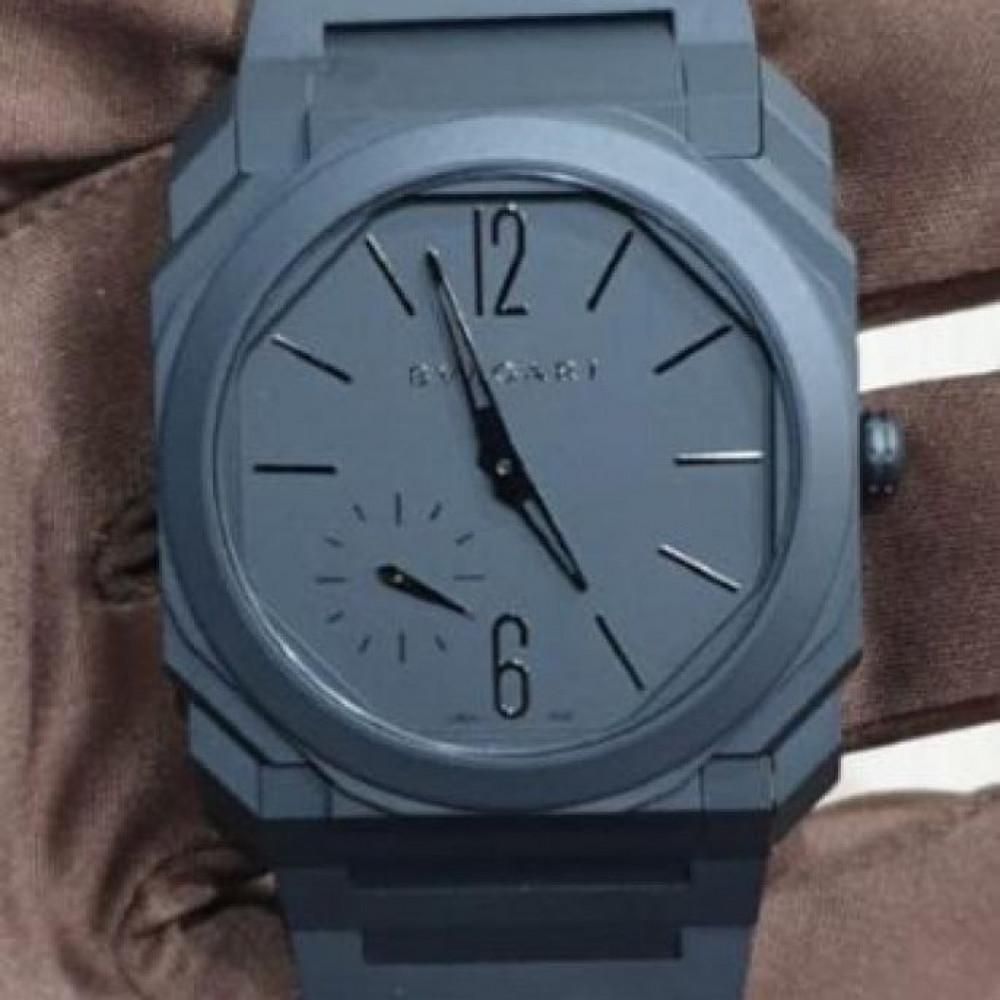 ساعة بولغري اوكتو تيتانيوم الأصلية