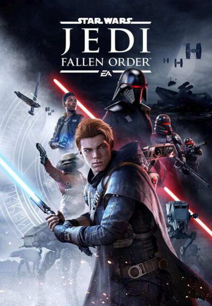 لعبة STAR WARS JEDI FALLEN ORDER على أوريجين Origin للكمبيوتر ستار