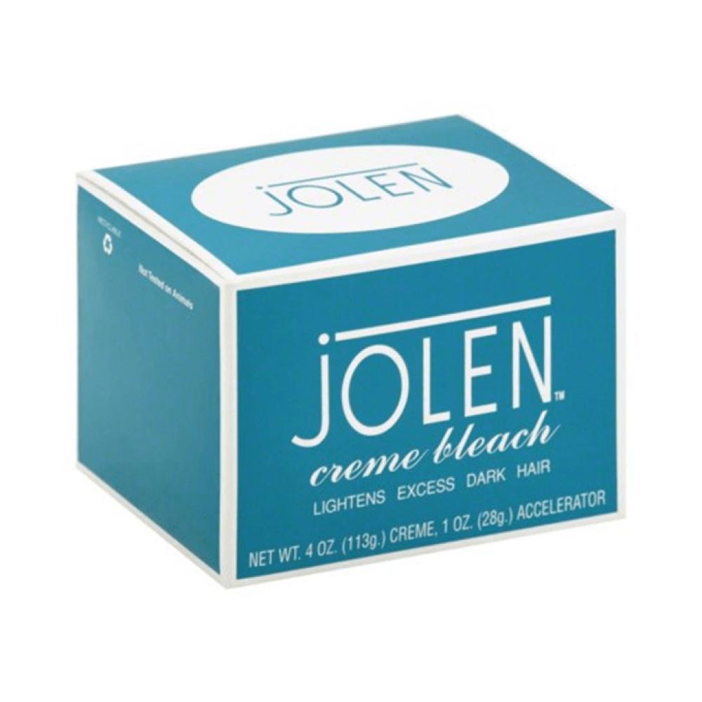 مبيض من جولين كريم يعمل على تفتيح الشعر الداكن - 7جرام