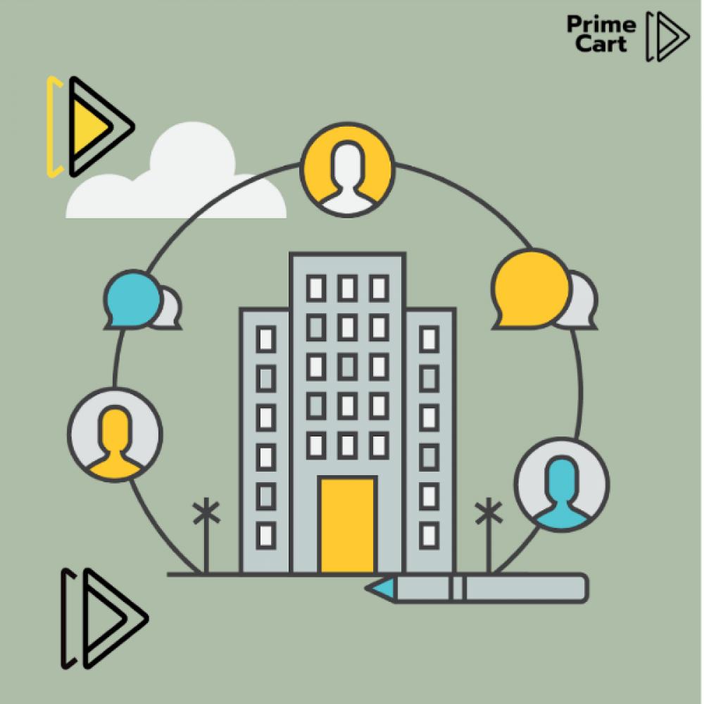 تصميم هوية تجارية متكاملة للفنادق والشقق الفندقية
