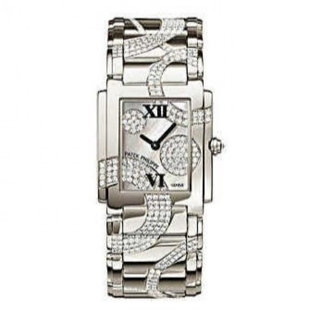 ساعة باتيك فيليب Twenty 4 الأصلية الثمينة 4910