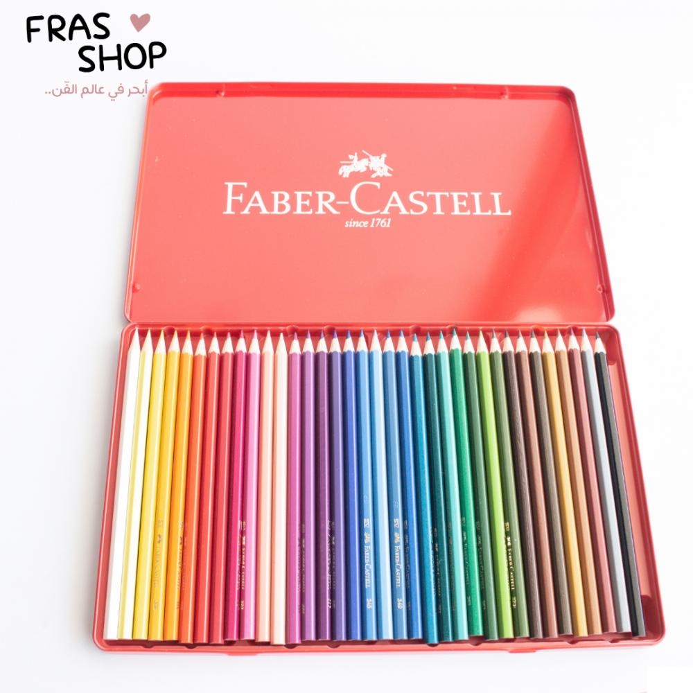 ألوان خشبية فابير كاستيل