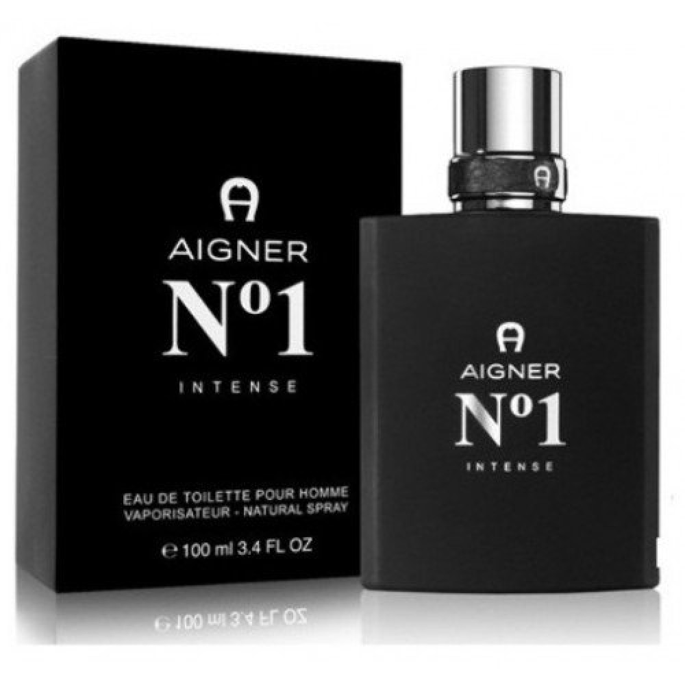 Aigner No1 Intense Eau de Toilette 100ml خبير العطور