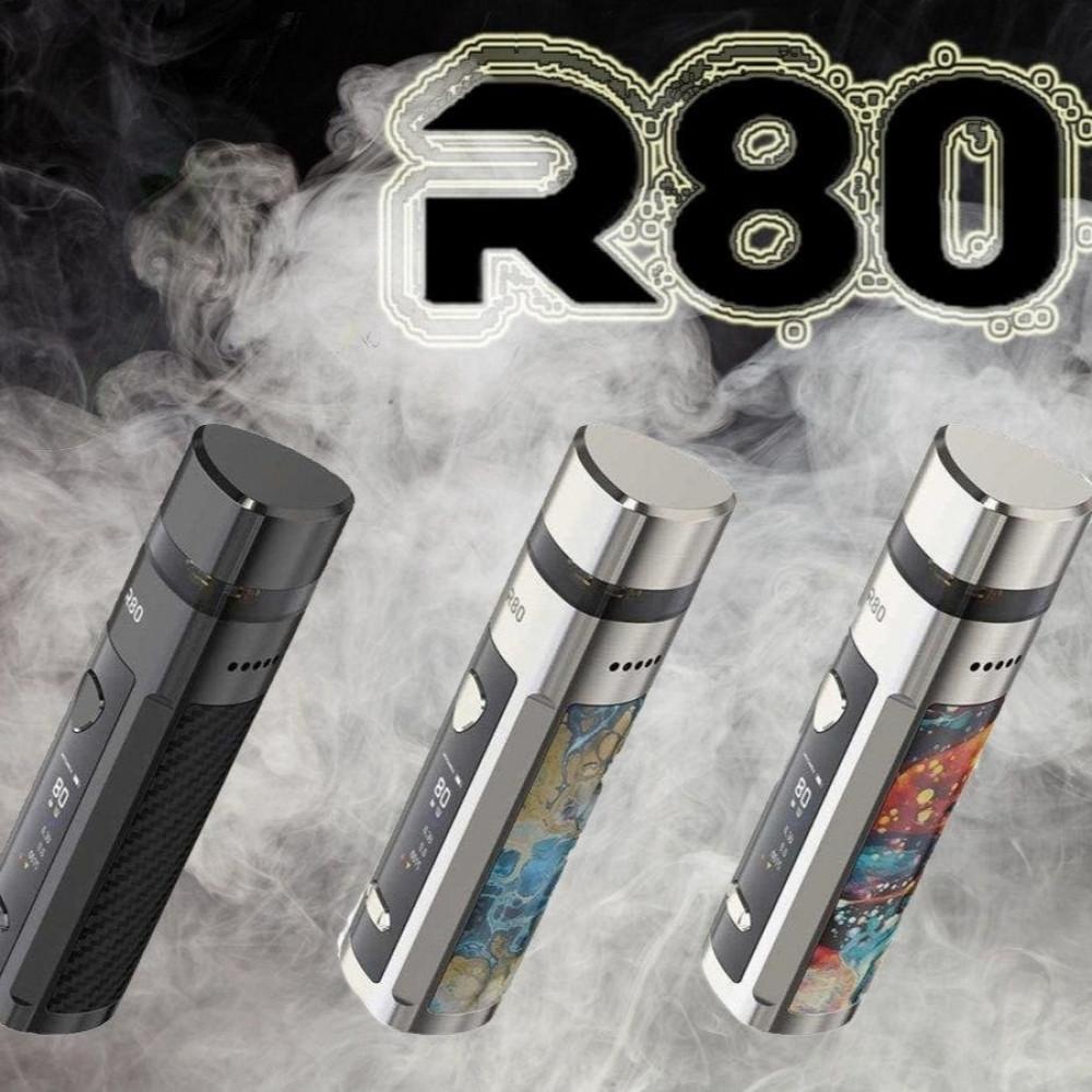 سحبة R80 ويزميك - Wismec R80 Pod Mod Kit