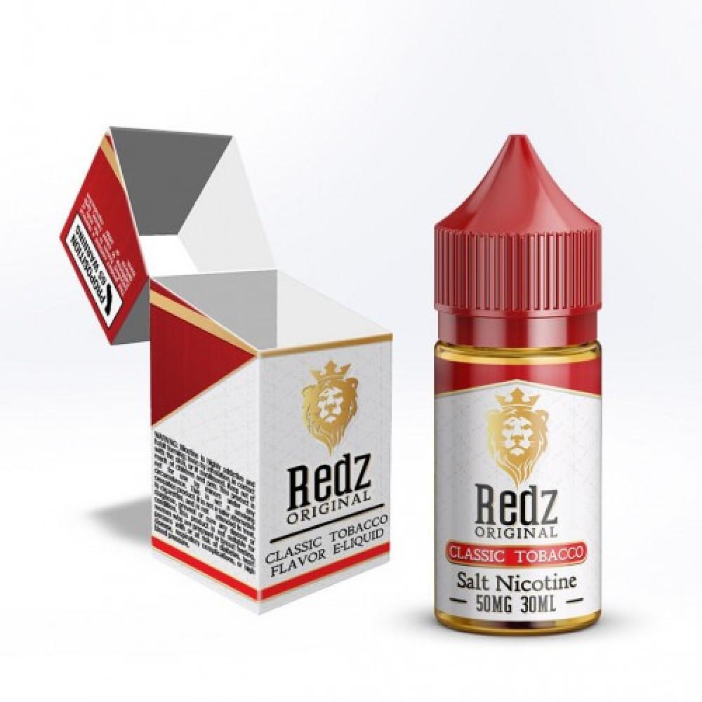 نكهة ريدز اوريجينال كلاسيك توباكو - سولت - Redz ORIGINAL CLASSIC TOBAC