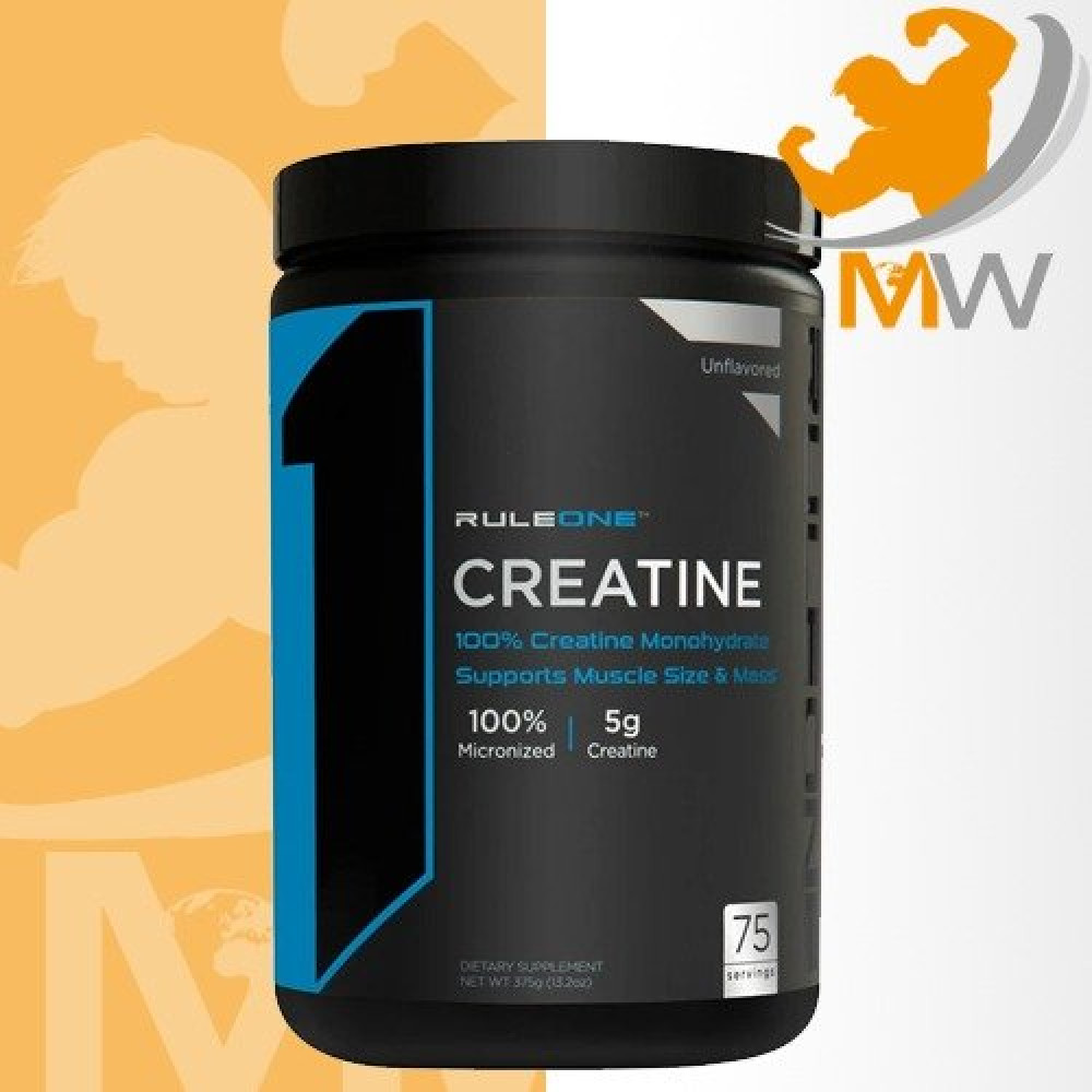 عالم العضلات muscles world مكملات غذائية كرياتين ruleone creatine