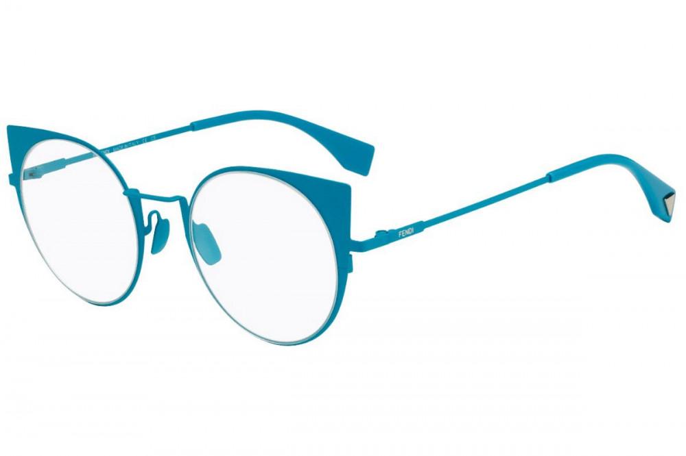 نظارة طبية ماركة فندي موديل FF0192 GHZ