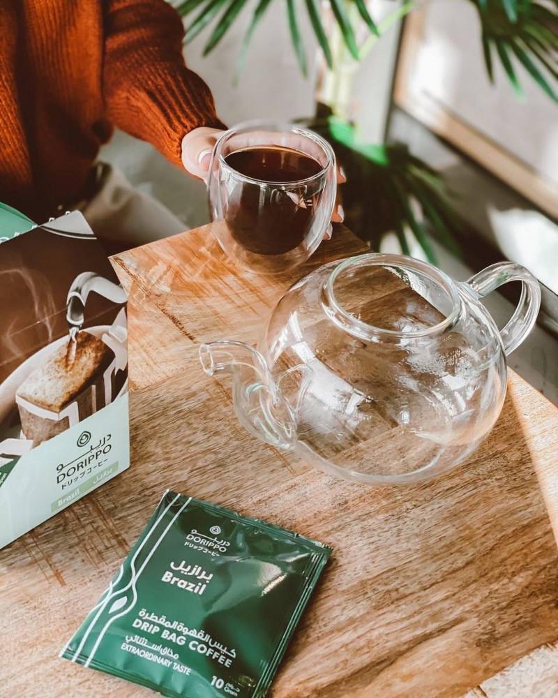 قهوة دريبو يابانية مقطرة برازيل