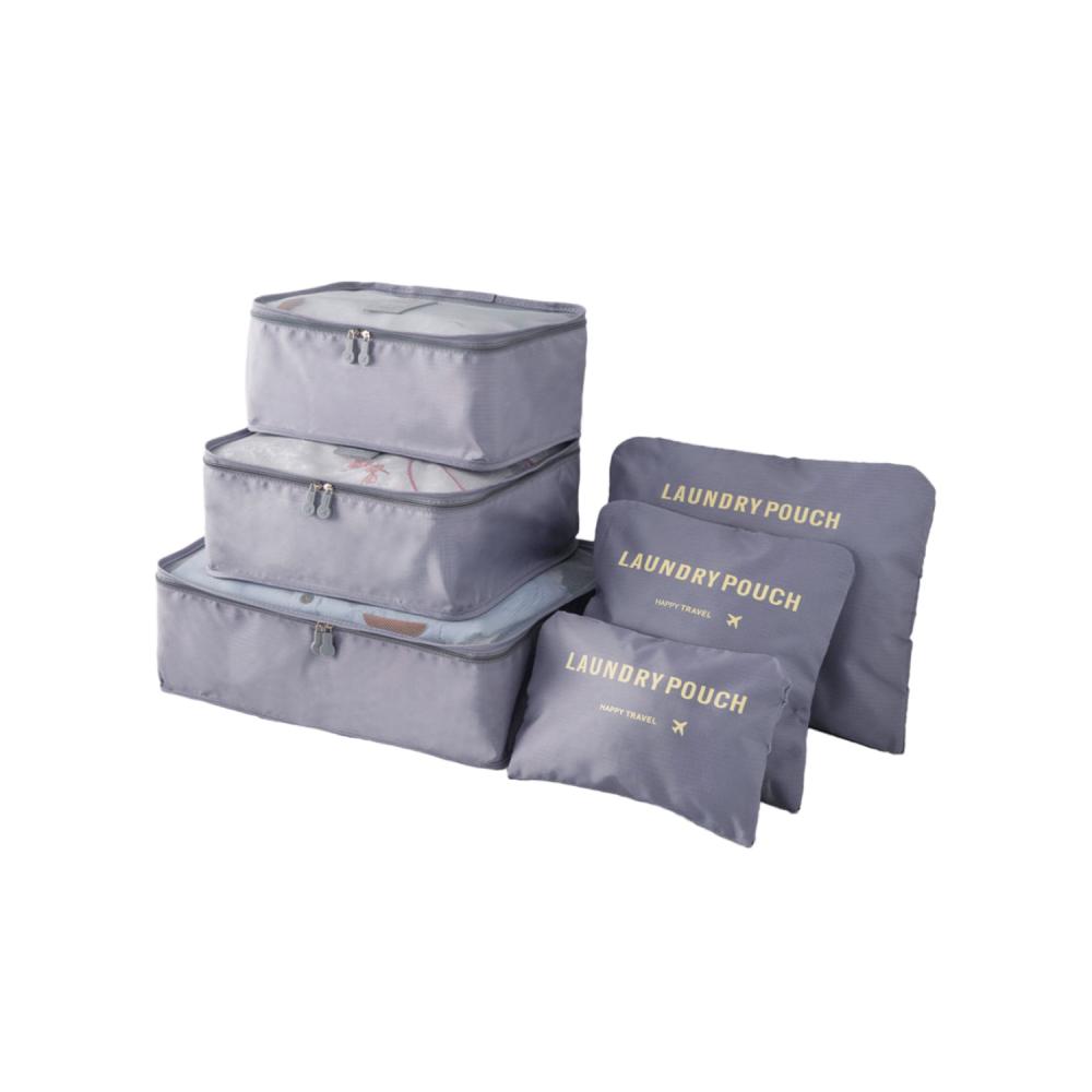 طقم حقيبة تنظيم الملابس كيف ترتب حقيبة السفر حقائب السفر تنظيم الحقيبة