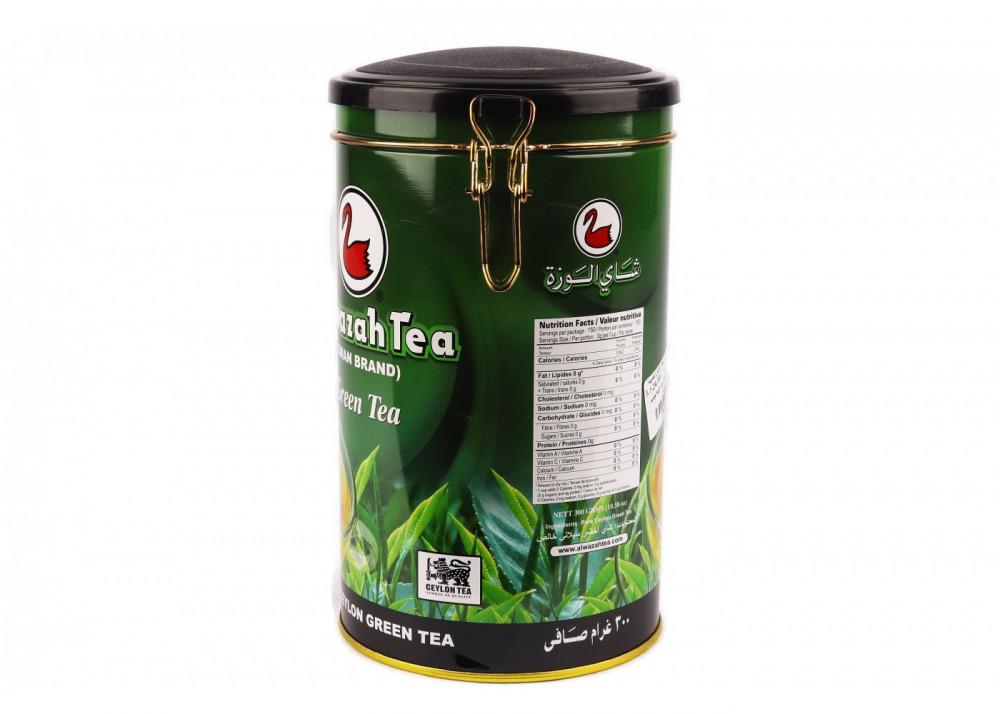 شاي الوزه اسود 300 جم علبه