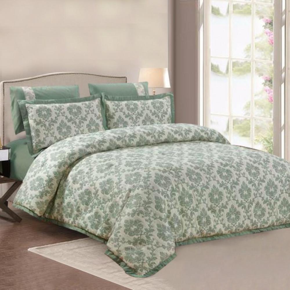 مفارش سرير صيفية قطن نفرين - متجر مفارش ميلين