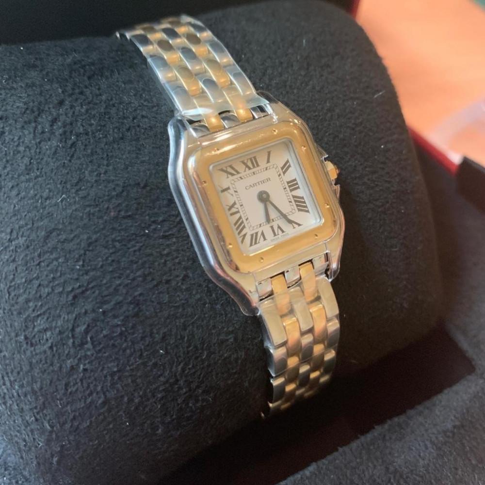 ساعة كارتير بانثر الأصلية الثمينة جديدة كليا