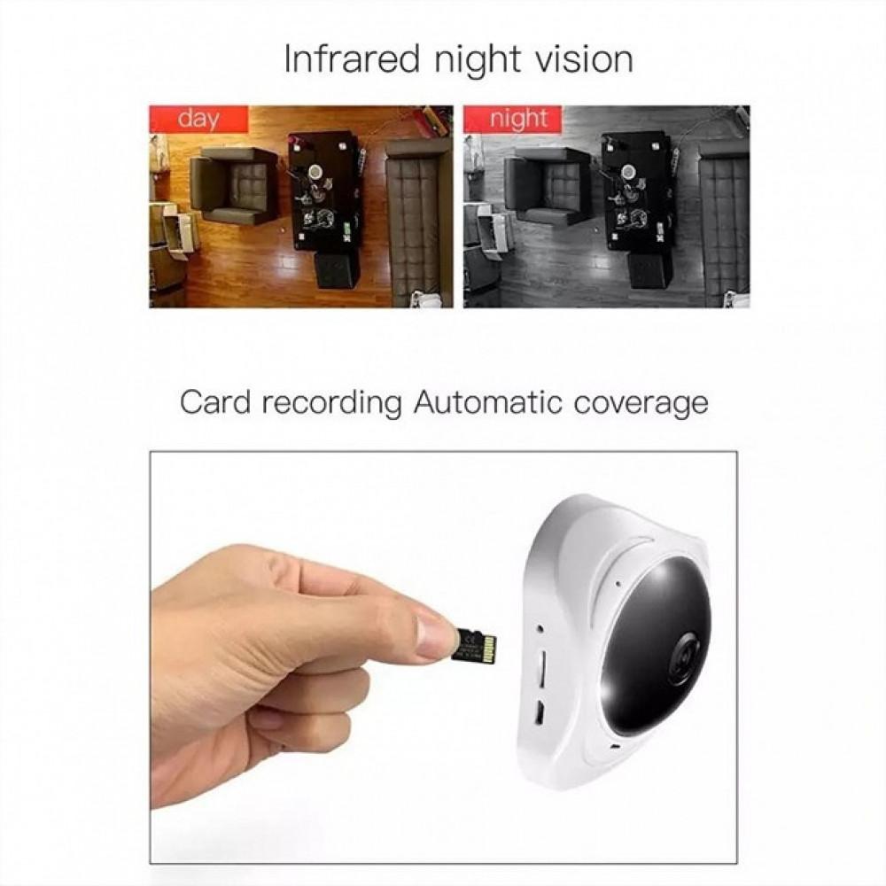 كاميرا مراقبه رؤية 360 درجة الحراس الأمين