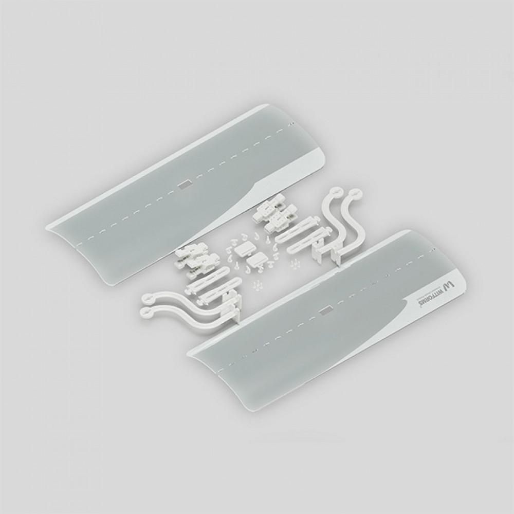 موزع وموجه هواء المكيف الكاسيت المكيف المركزي Cassette