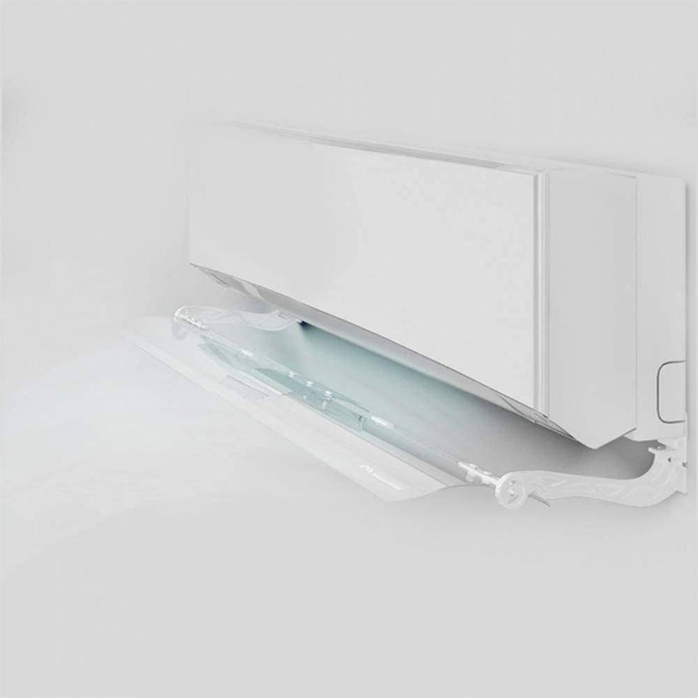 موزع هواء مكيف سبلت لتعديل تدفق الهواء موجه هواء مكيف قابل للتعديل