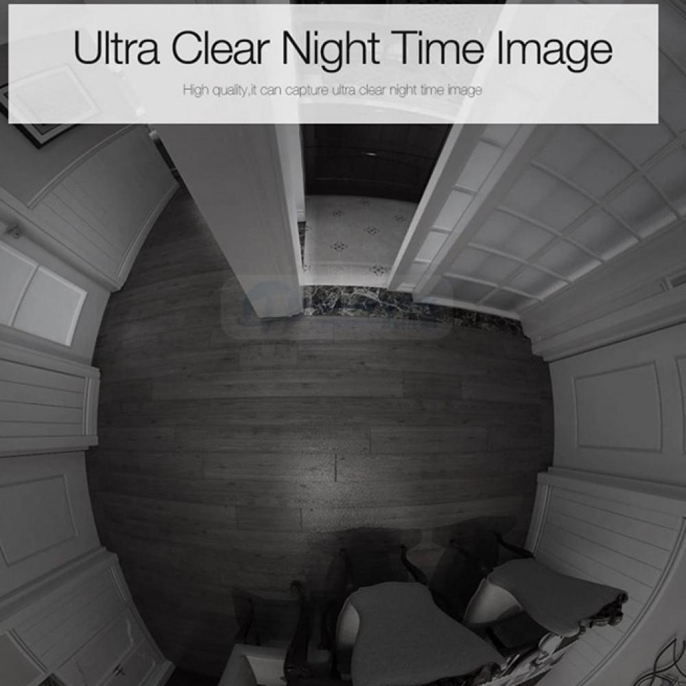 كاميرا مراقبه رؤية 360 درجة الحراس الأمين تستخدم كاميرا مراقبة للمنزل